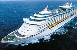 <皇家加勒比国际游轮-海洋航行者号>5晚6日 7/22登船