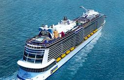 <皇家加勒比国际游轮-海洋赞礼号>6晚7日 10/01登船