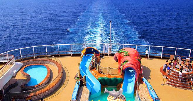 豐富多彩的船上娛樂