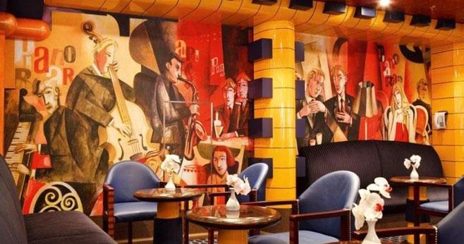 弗洛里安咖啡厅,恍如置身18世纪的威尼斯