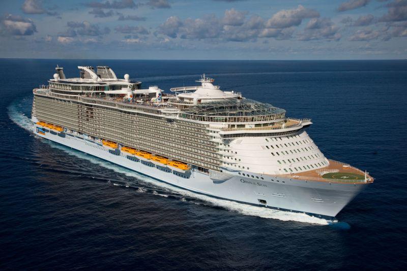 海洋绿洲号_相册_图片_皇家加勒比国际游轮 - 最邮轮