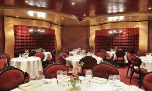 紅天鵝絨餐廳