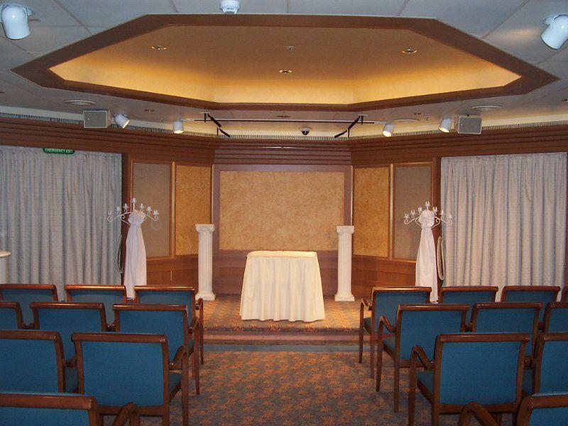 心意合一结婚礼堂
