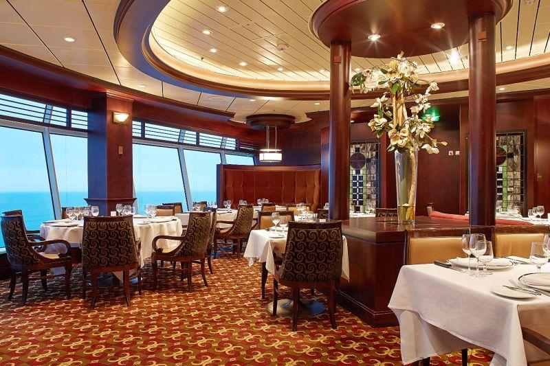 船队 皇家加勒比国际游轮 海洋水手号 相册列表 > 餐厅