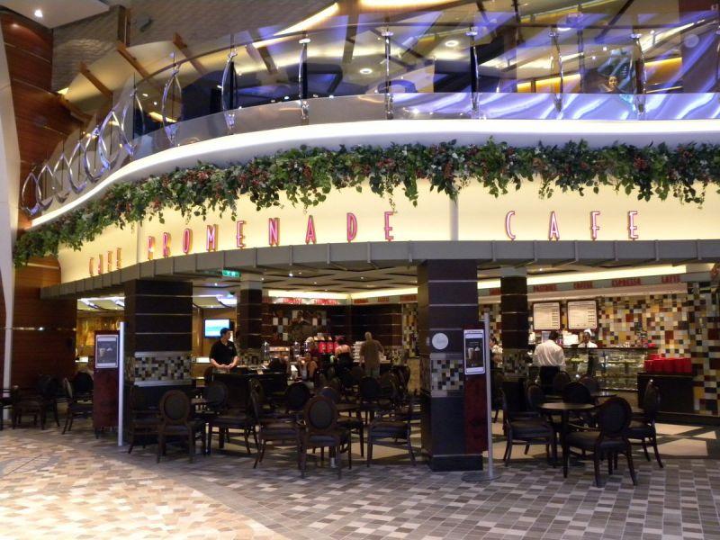 皇家大道咖啡馆详细介绍_图片_海洋绿洲号_皇家加勒比