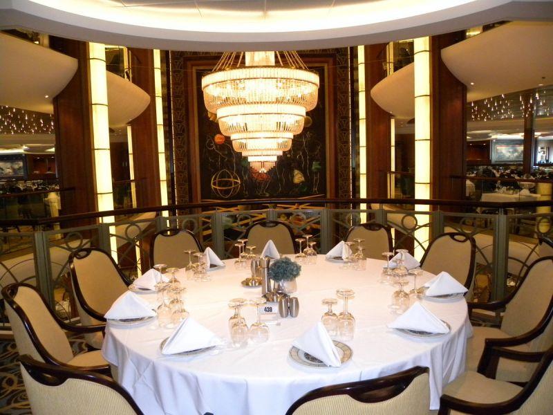 船队 皇家加勒比国际游轮 海洋绿洲号 相册列表 > 餐厅