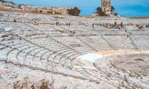 古希腊剧场
