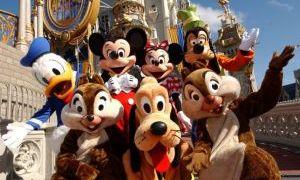 迪士尼世界