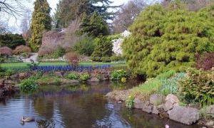 伊丽莎白女皇公园