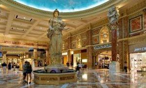 古罗马购物中心