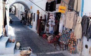 小商品购物街