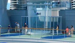 甲板跳伞(收费)