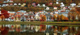 卑尔根 欧洲九大文化城市之一