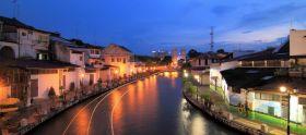 马六甲 东南亚咽喉