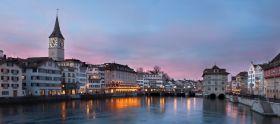 苏黎世 欧洲最富裕的城市