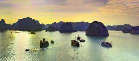 下龙湾 海上桂林