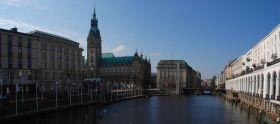 汉堡 欧洲邮轮之都 宁静中充满无限活力