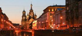 圣彼得堡 俄罗斯文化之都