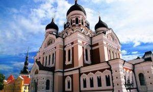 亚历山大‧涅夫斯基大教堂