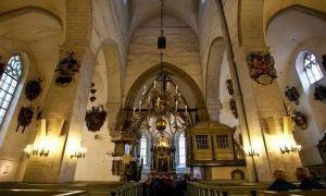 哥特式圆顶教堂