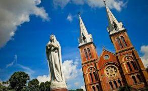 圣母玛利亚天主堂(红教堂)