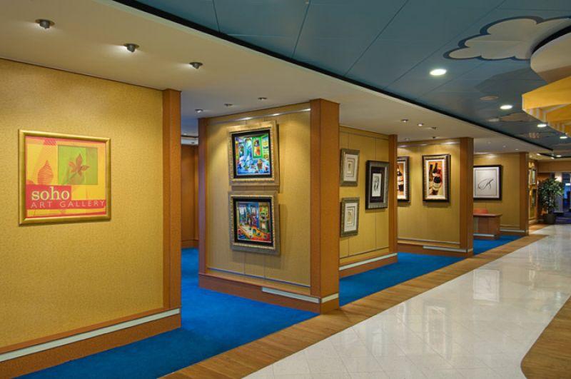 美术画廊详细图片_介绍图片