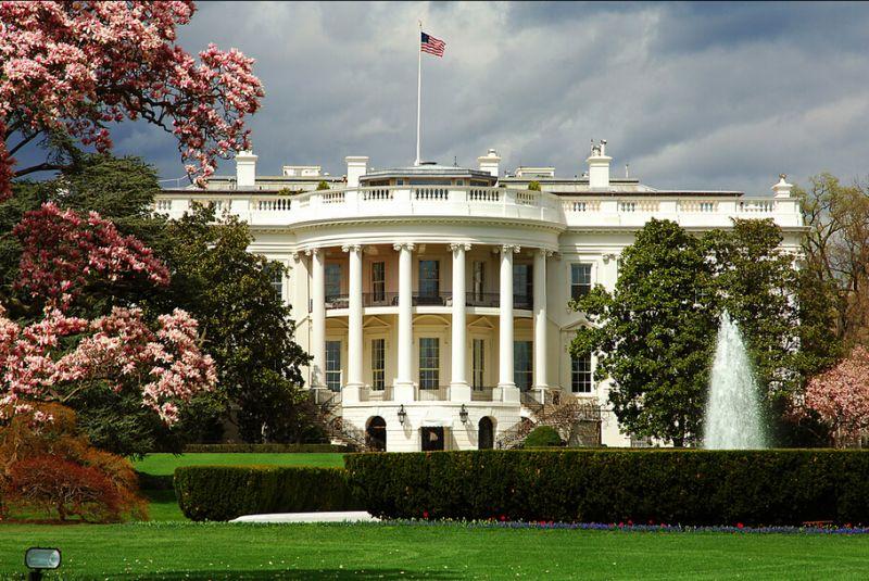 鹤岗森林公园 白宫