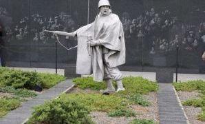 韩战纪念碑