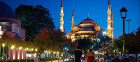 伊斯坦布尔 横跨欧、亚两个大陆