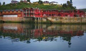 蒙特港的安赫尔莫渔村