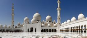 阿布扎比 兼收并蓄伊斯兰世界