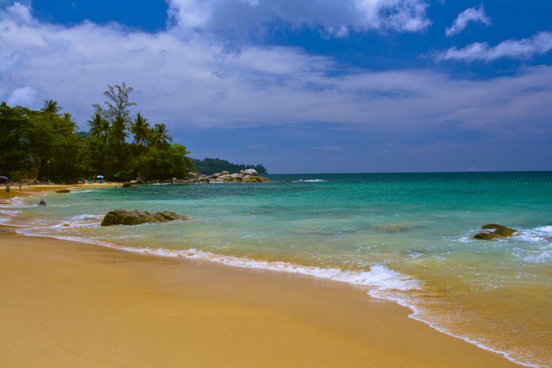 拉迈海滩位于东海岸靠南部分,是苏梅岛的第二大海滩.