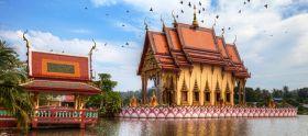 苏梅岛 更加原生态的泰国