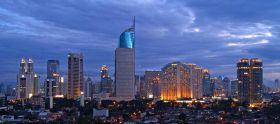 雅加达 椰城