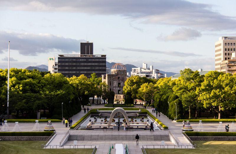广岛和平纪念公园