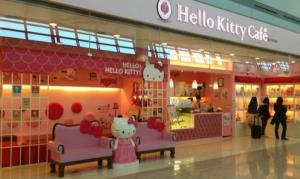 Hello Kitty Cafe(仁川机场店)