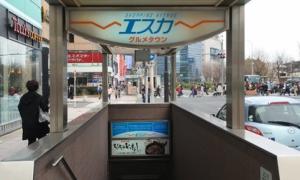 名古屋站前地下商业街