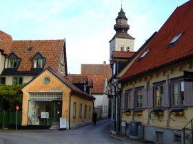 维斯比 被中世纪遗留的城市