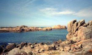 根西岛岩石