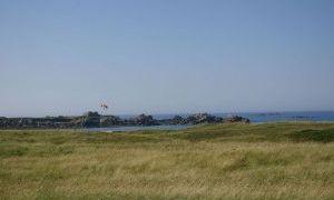 根西岛景观