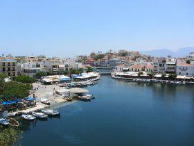 圣尼古拉奥斯 希腊著名的旅游胜地