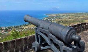硫磺山国家公园大炮