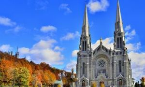 魁北克圣安妮大教堂
