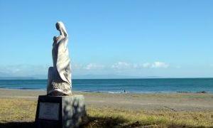 蓬塔雷納斯沙灘雕塑