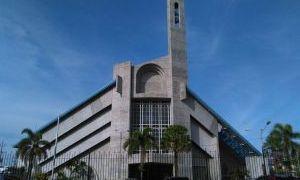 城市最高建筑大教堂