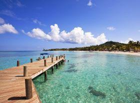 岛屿湾 水上运动者的天堂