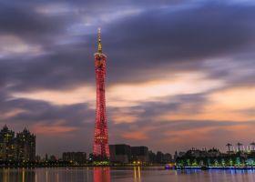 广州 南国之城 美食天堂 购物天堂