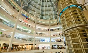 双子塔购物中心