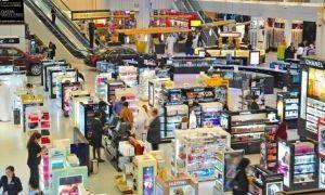 多哈机场免税店