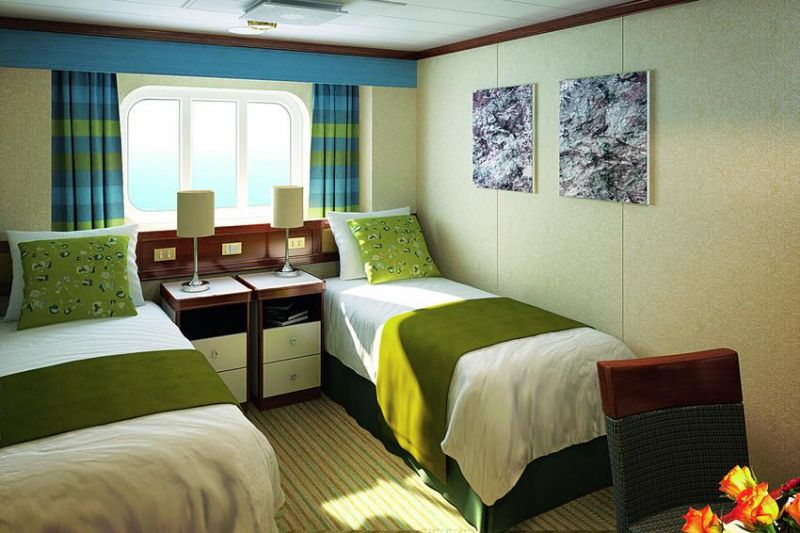 Ventura le p o for P o cruise bedrooms